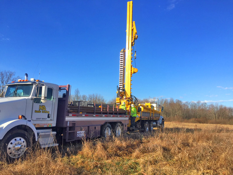 HD Sonic Drilling, Inc. - Environmental Drilling in Ohio
