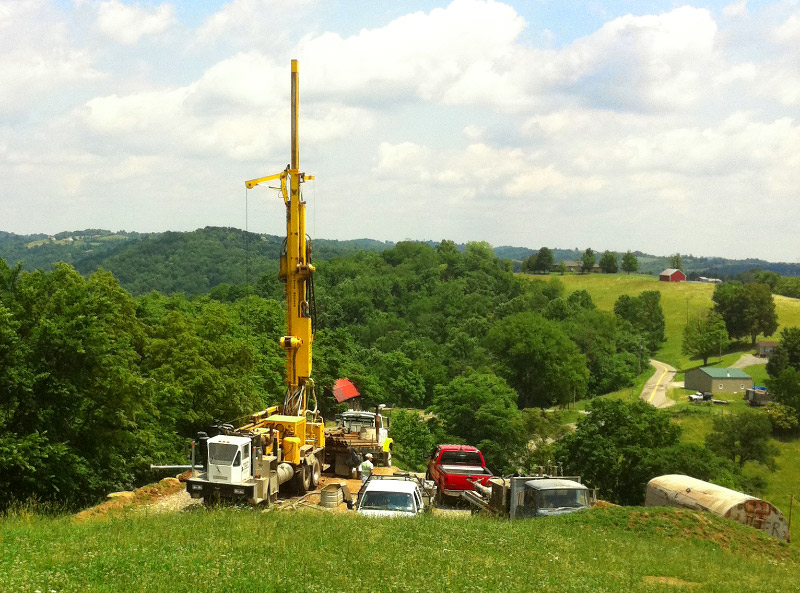 HD Sonic Drilling, Inc. - Exploration Drilling in Ohio