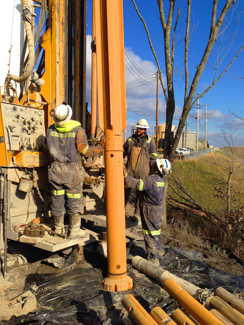 HD Sonic Drilling, Inc. - Geo-Construction in Ohio